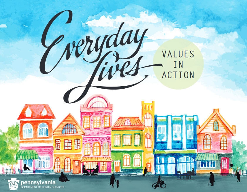 Everyday Lives Bookcover